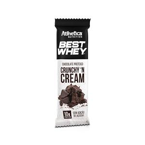 Best Whey Chocolate Proteico sabor Crunchy n cream (1 unidade de 50g) - Atlhetica