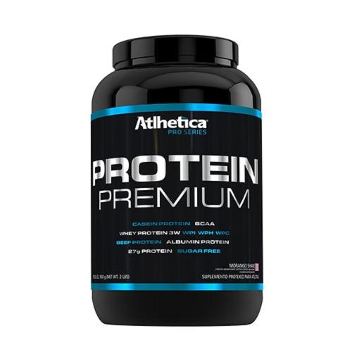 Protein Premium - Pro Series - Atlhetica Nutrition - Chocolate - 900g