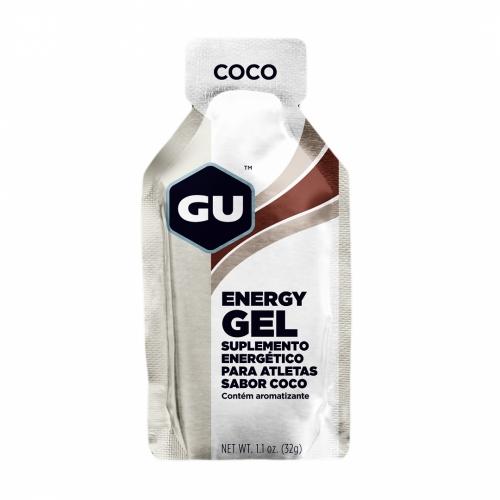 Gu Energy Ger Mr. Tuff Sabor Coco (1 unidade de 32g) - Gu Energy
