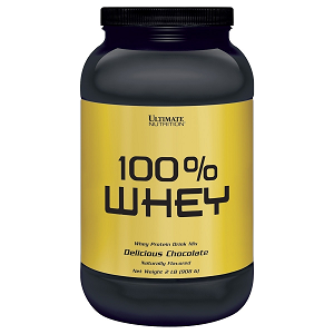 100% Whey Sabor Baunilha (908g) - Ultimate Nutrition