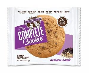 The Complete Cookie Sabor Aveia com uva passas (1 Unidade de 113g) - Lenny & Larry's