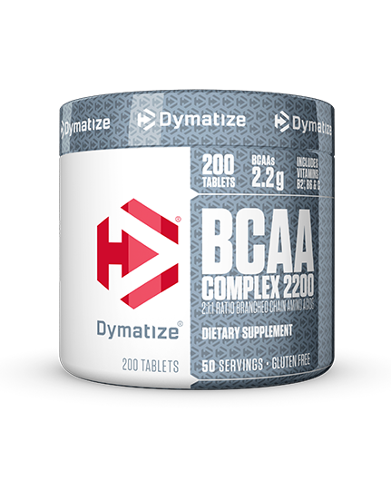 BCAA Time Release Dymatize - 200 Tabletes