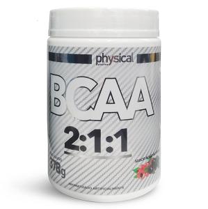 BCAA 2:1:1 Sabor Limão (378g) - Physical Pharma
