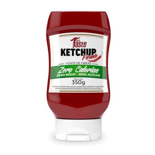 Ketchup Picante (350g) - Mrs. Taste