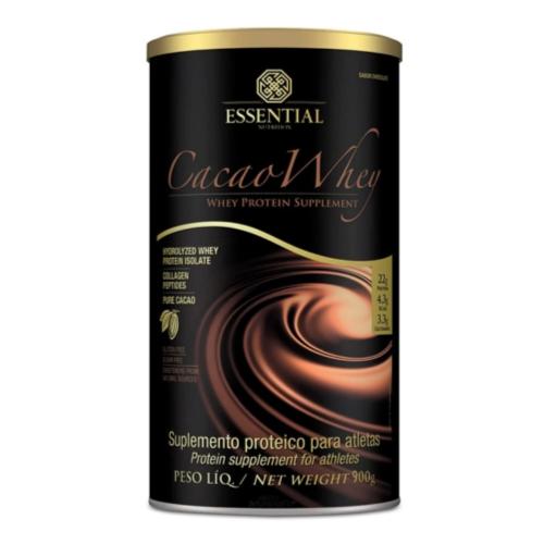 Cacao Whey - Whey Protein Hidrolisado (900g) - Essential