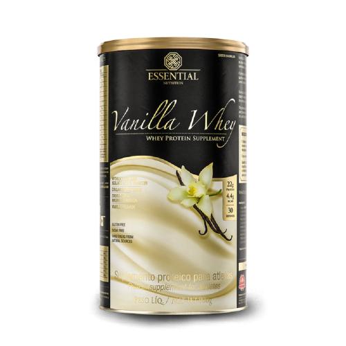 Vanilla Whey - Whey Protein Hidrolisado (900g) - Essential