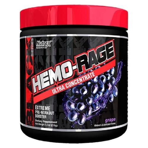 Hemo-Rage Ultra Concentrado (198g) - Nutrex