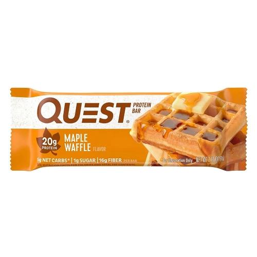 Quest Bar - Protein Bar - Mapple waffle - 60g