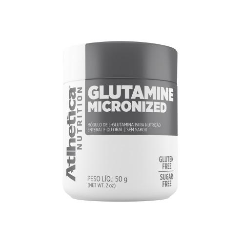 Glutamina Micronizada (50g) - Atlhetica Evolution