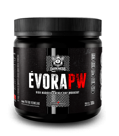 Évora Pw Sabor Cotton Candy (300g) - Integralmédica