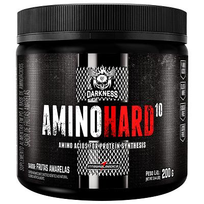 Amino Hard 10 Sabor Frutas Amarelas (200g) - Integralmedica