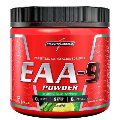 EAA-9 Powder Sabor Melancia com Limão (155g) - Integralmedica