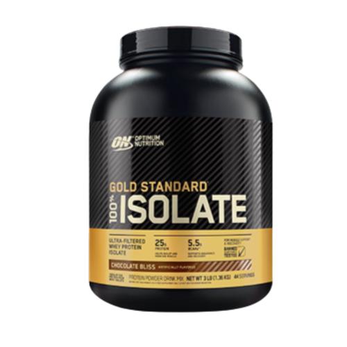 100% Isolate Gold Standard Sabor Chocolate (1,32Kg) - Optimum Nutrition