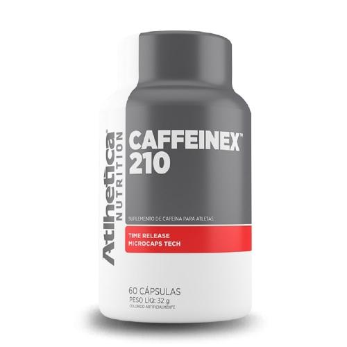 Caffeinex 210 (60 Cápsulas) - Atlhetica Nutrition