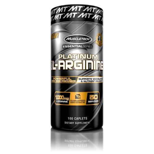 L-Arginina Platinum (100 caps) - Muscletech