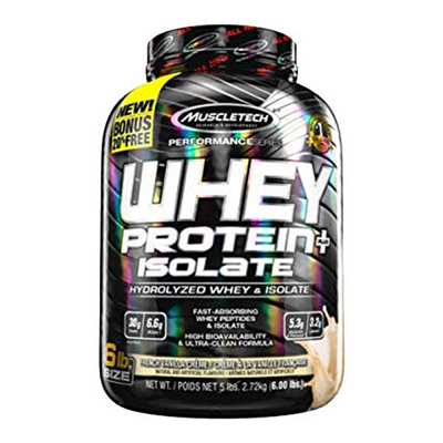 Whey Protein Isolate Sabor Chocolate Brownie (2,72Kg) - Muscletech