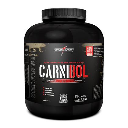 Carnibol Darkness sabor Caramelo (1,8kg) - Integralmédica