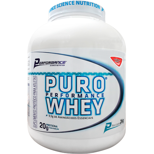 Puro Whey Sabor Floresta (2kg) - Performance Nutrition