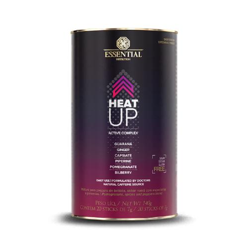 HEAT UP (Lata c/ 20 unidades de 7g) - Essential