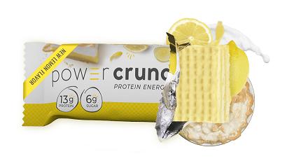 Power Crunch Original Bio Nutricional Sabor Limão (1 unidade de 40g) - BNRG