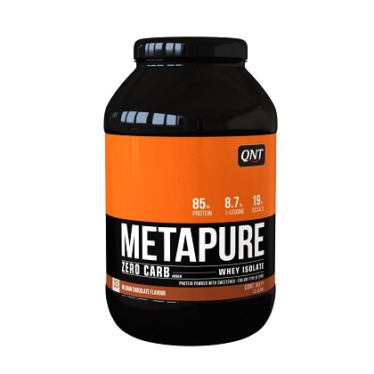 Metapure Zero Carb Sabor Chocolate Belga (908g) - QNT