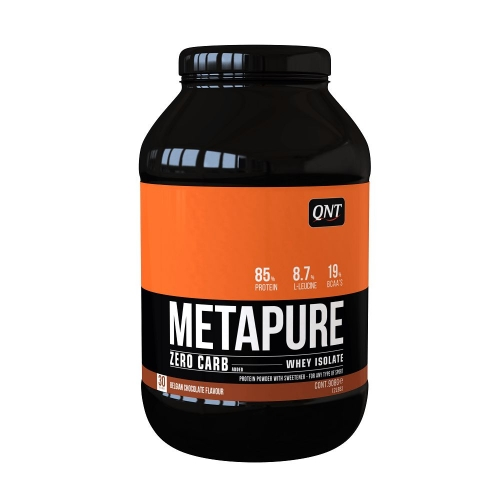 Metapure Zero Carb Sabor Chocolate Branco (908g) - QNT