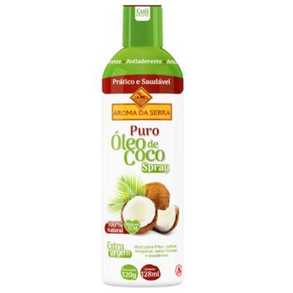 Oleo de Coco Spray (128ml) - Aroma da serra