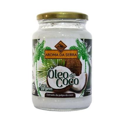 Óleo de Coco Extra Virgem (200ml) - Aroma da Serra