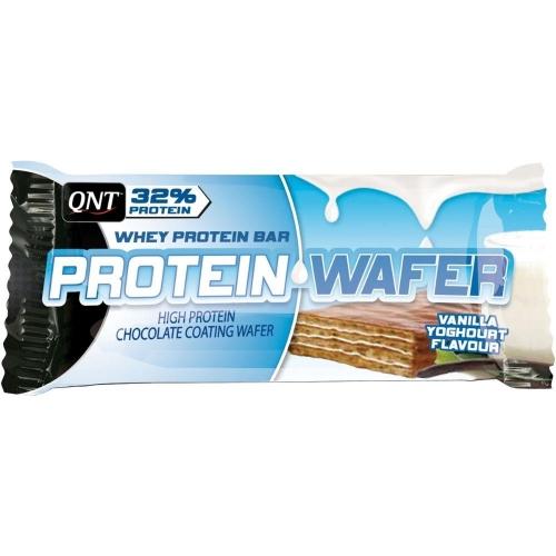 Protein Wafer Bar Baunilha (1 Unidades de 35g) - QNT