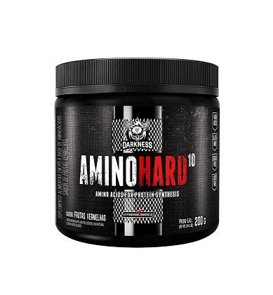 Amino Hard 10 Sabor limão (200g) - Integralmedica