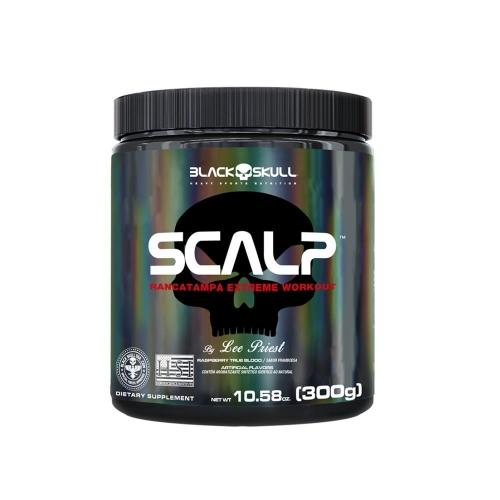 Scalp Sabor Framboesa (300g) - Black Skull