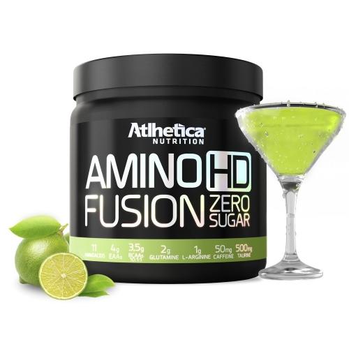 Amino HD Fusion Sabor Margarita (450G) Atlhetica Nutrtion