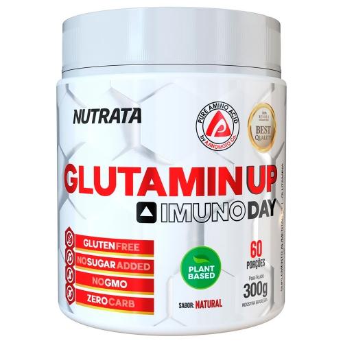 Glutamin UP Sem sabor (300g) - Nutrata