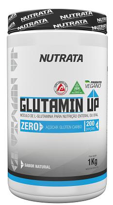 Glutamin UP sem sabor  (1Kg) - Nutrata