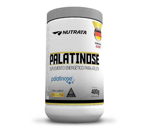 Palatinose sem sabor (400g) - Nutrata