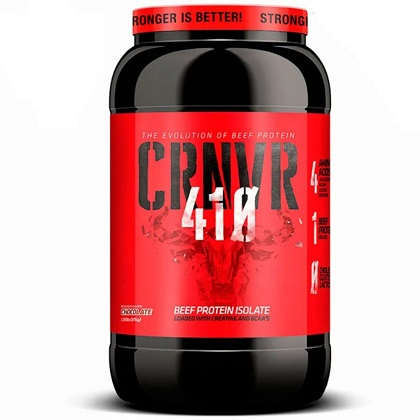 Carnivor Sabor Chocolate Bef Protein Isolate (876g) - CRNVR