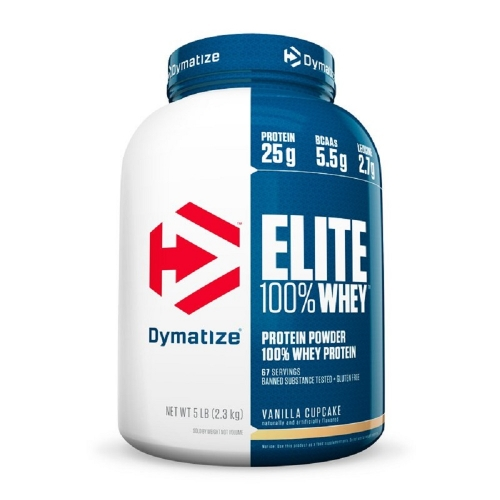 Elite Whey Protein sabor Chocolate Peanut butter (2.270g) - Dymatize