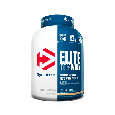 Elite Whey Protein sabor Chocolate Peanut butter (2.270g) - Dymatize