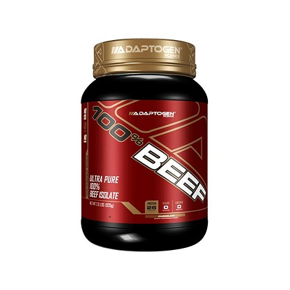 100% Beef Sabor Chocolate Mocha (912g) - Adaptogen