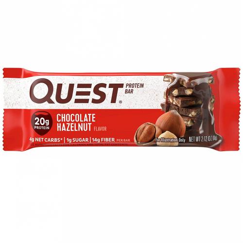 Quest Bar - Protein Bar Sabor Chocolate Halzenut (60g) - Quest Nutrition