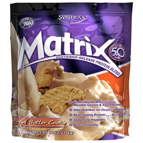 Matrix 5.0 Syntrax Peanut Butter Cookie - 2.270g