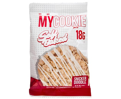 My Cookie Sabor Snicker Doodle Chip (1 Unidade de 80g) - Prosupps