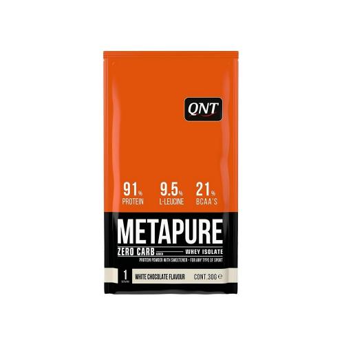 Metapure Zero Carb  Sabor Choclate Belga (1 Sachê de 30gr cada) - QNT