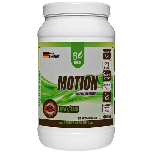 Motion - Be Green - Mousse Chocolat - 1kg