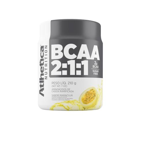 BCAA 2:1:1 Pro Series Sabor Maracujá (210g) - Atlhetica Nutrition