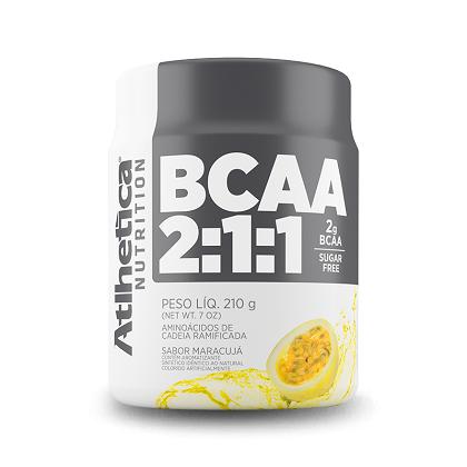 BCAA 2:1:1 - Pro Series - Atlhetica Nutrition - Maracujá - 210g