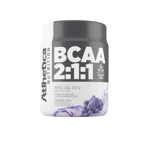BCAA 2:1:1 Pro Series Sabor Uva (210g) - Atlhetica Nutrition