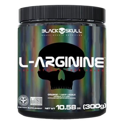 L-Arginine (300g) - Black Skull