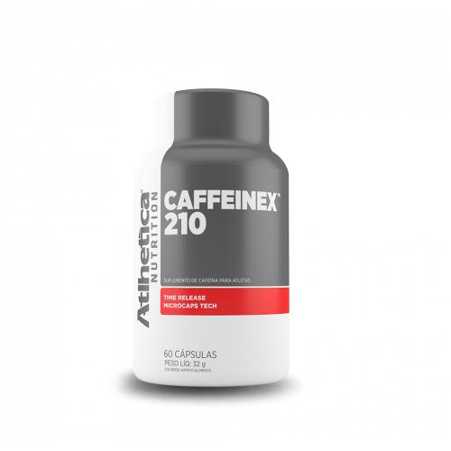 Caffeinex 210 (90 Cápsulas) - Atlhetica Nutritrion