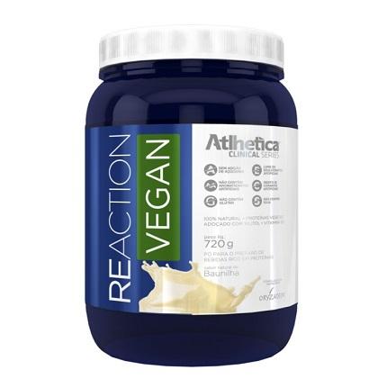 Reaction Vegan - Atlhetica Clinical - Banana - 720g
